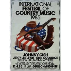 Johnny Cash: Berlin1985