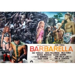 Barbarella (Fotobusta 2)