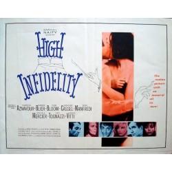 High Infidelity (Half sheet)