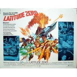Latitude Zero (Half sheet)