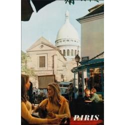 France: Paris Montmartre