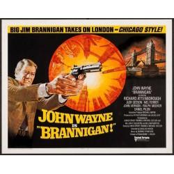 Brannigan (half sheet style B)