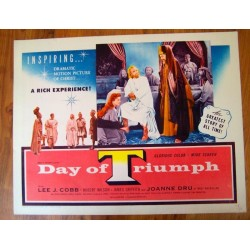 Day Of Triumph (half sheet)