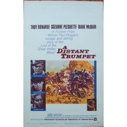 Distant Trumpet (window card)