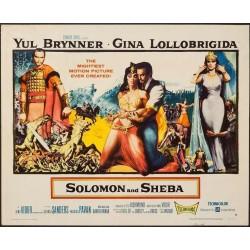 Solomon And Sheba (Half sheet)