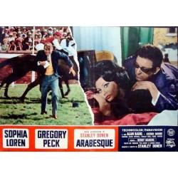 Arabesque (Fotobusta 6)