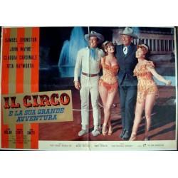 Circus World (Italian 1F...