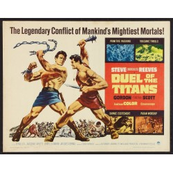 Duel Of The Titans (Half...