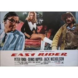 Easy Rider (R72 Fotobusta 1)