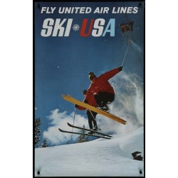 United Airlines Ski USA (1967)