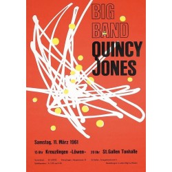 Quincy Jones: St Gallen 1961