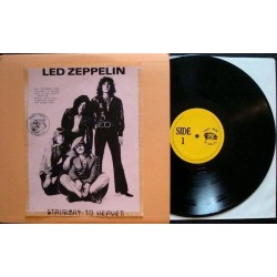Led Zeppelin - Stairway To...