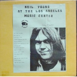 Neil Young - At The Los...