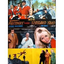 Fantomas contre Scotland...