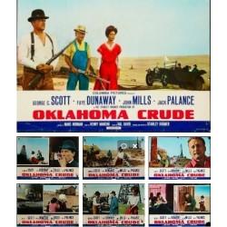 Oklahoma Crude (fotobusta...