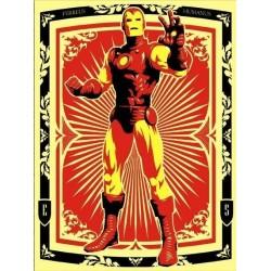 Iron Man: Ferreus Humanus