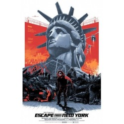 Escape From New York (R2014)
