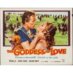 Goddess Of Love (Half sheet)