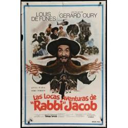 Mad Adventures Of Rabbi...