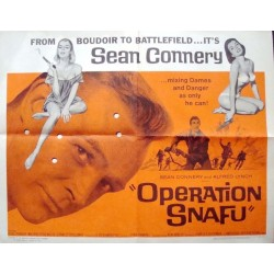 Operation Snafu (half sheet)