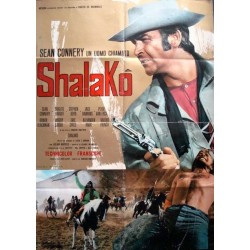 Shalako (Italian 1F - Connery)