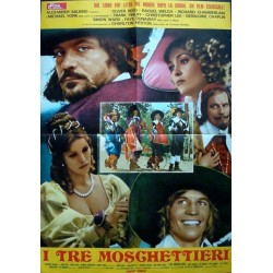 Three Musketeers (Italian 1F)