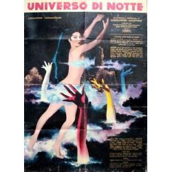 Universo di notte (Italian 1F)