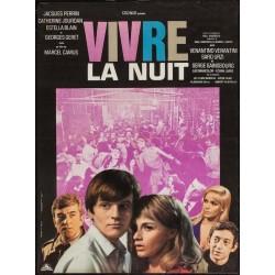 Vivre la nuit (French Moyenne)