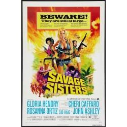 Savage Sisters (Style B)