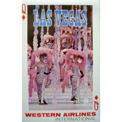 Western Airlines Las Vegas...