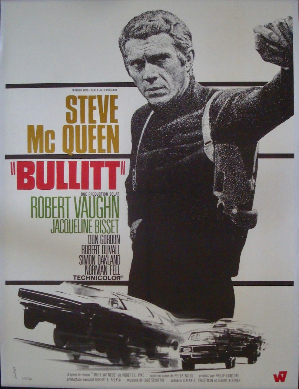 Bullitt (French Moyenne - LB)