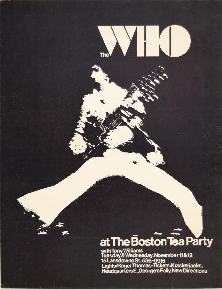 Who: Boston 1969