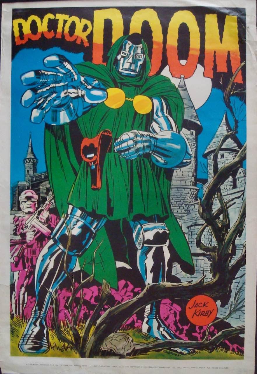 Doctor Doom Marvelmania (1970)