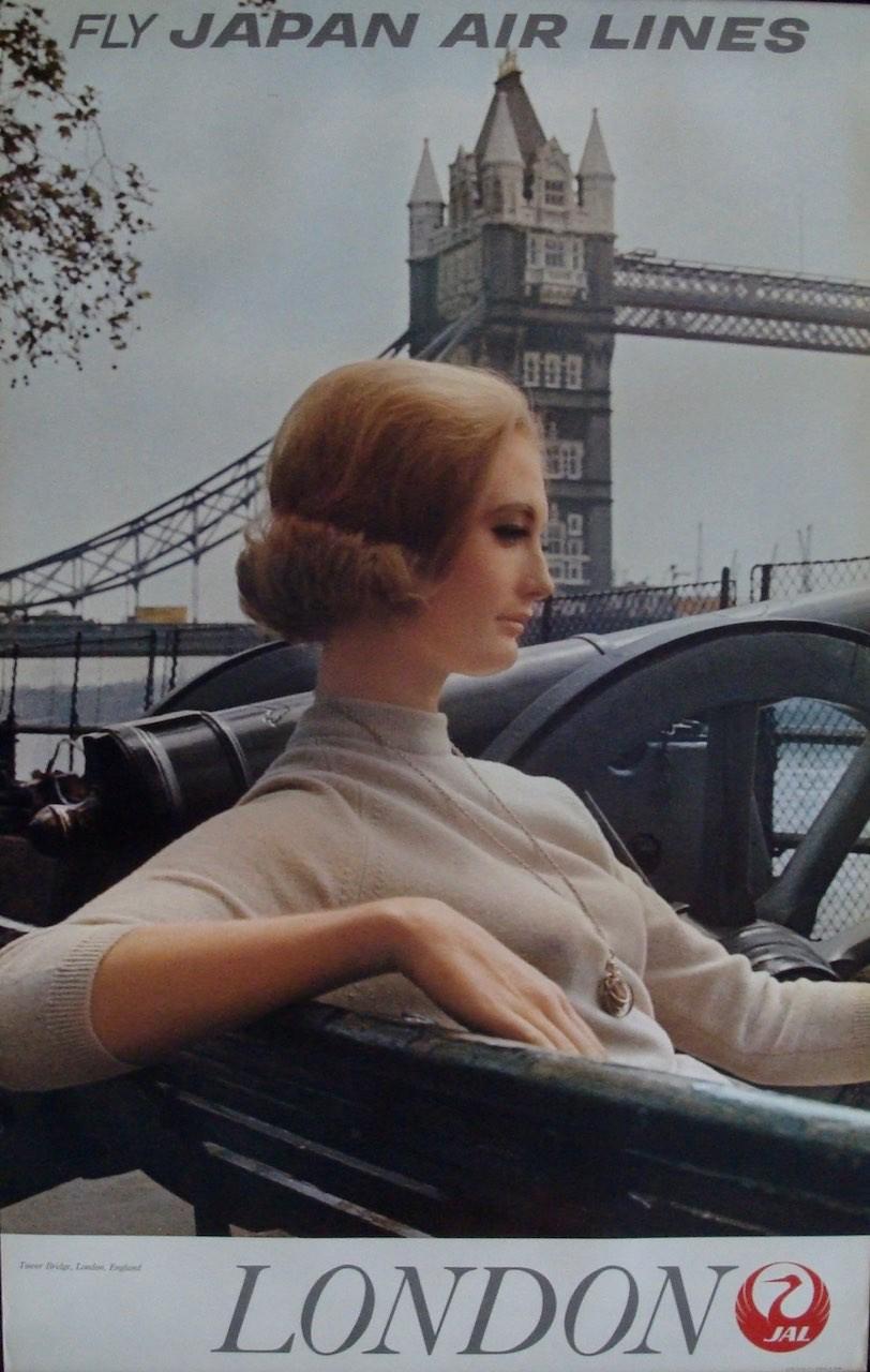 Japan Airlines London (1971)