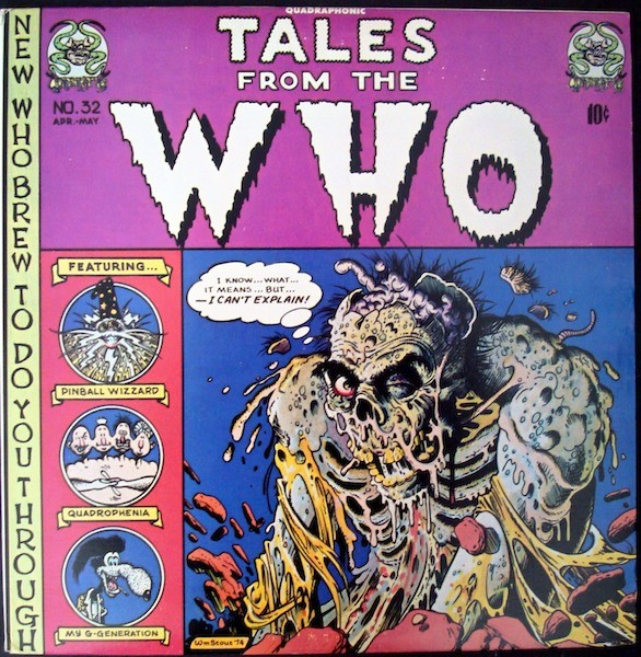 Who - Tales from The Who